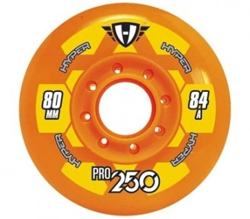 Hyper Pro 250 Outdoor Hockey wheels 72mm, 76mm, 80mm