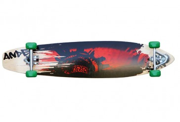 Powerslide Anderson Longboard surfer Street