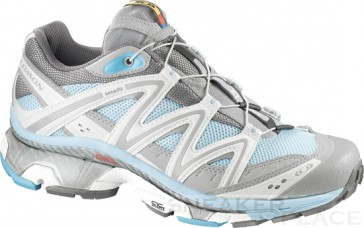 Salomon XT Wings Women shoes sky blue/cane/score blue-x