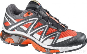 Salomon XT Wings Women red/aluminum/cane