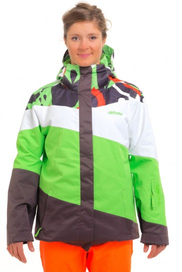 women's ski jacket Reggie oxbow