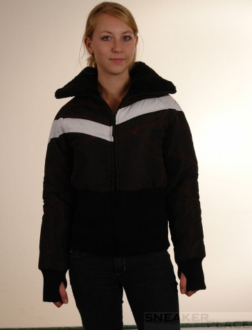 Women winter jacket Split Turbulence