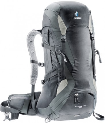 Deuter Futura Pro 36 backpack for men grey