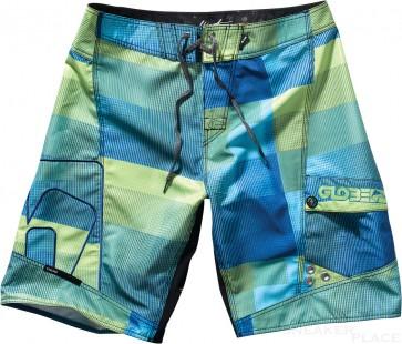 Globe Boardshort bathing pants Green Flasch