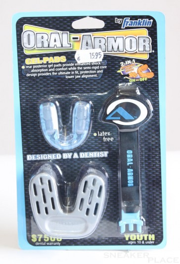 Oral Gel Armor Mouthguard Youth