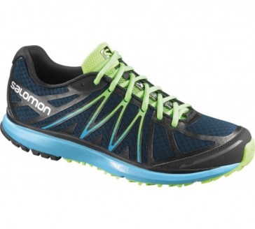 Salomon X-Tour black/green/blue