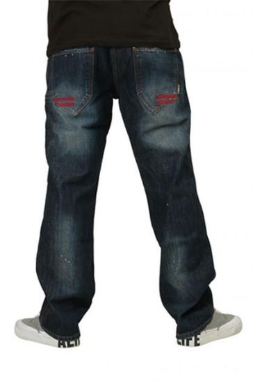 Razor light sapphire blue denim jeans real