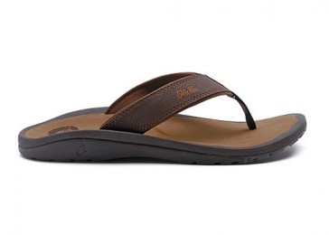 Thong sandal bathing shoe Ohana Dark Java Ray