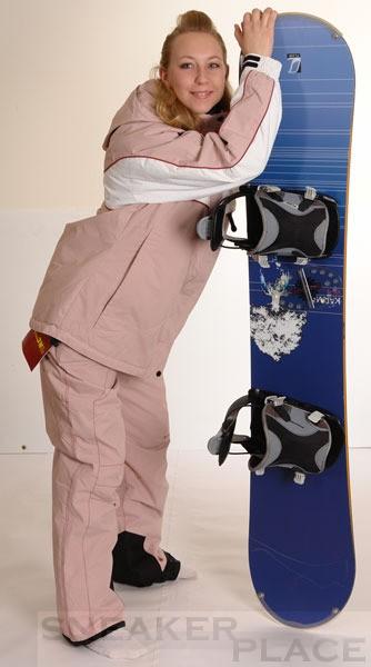 Zembla Snowboard Pants rayza Rose