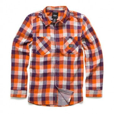 Alpinestars Shirt Television L/S burnt orange