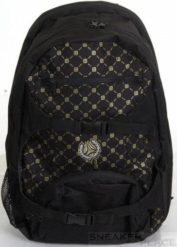 Atomic B Day backpack black/gold