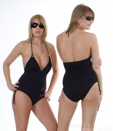 Oxbow woman swimsuit Brison Black Noir