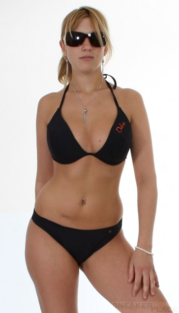Oxbow Biza Push Up Bikini Black Noir Cup C