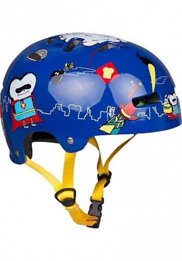 Helmets TSG Evolution Evolution Cleptomanicx superheroes