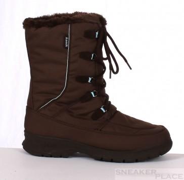 Kamik Brooklyn Dark Brown Women Boots 2012