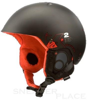 K2 Clutch Pro snowboard helmet black