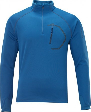 Salomon Contour Jacket Men blue