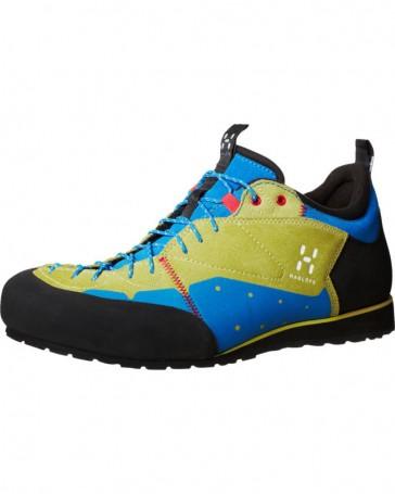 Haglöfs Roc Legend shoes green/blue