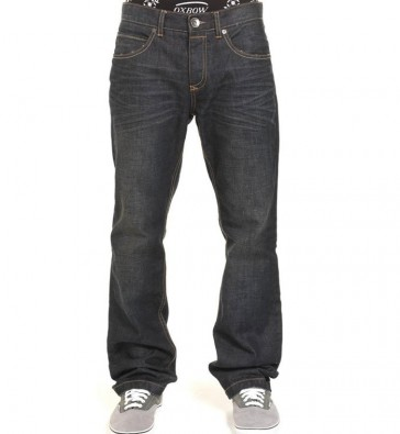 Oxbow Jeans denim dark used Darendu