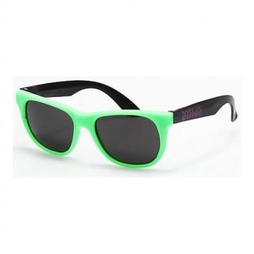 Deathwish sunglasses yellow green