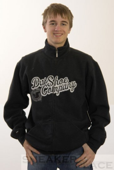 DVS Sweatjacket Mock Black
