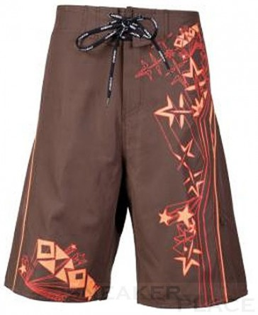 Oxbow Recran trunks Uni brown