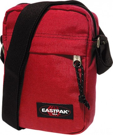 Eastpak Leisure backpack The One fire red