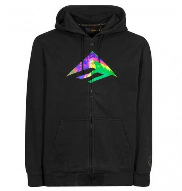 Emerica Zip Up Sonderedition Stay Gold Black Triangle