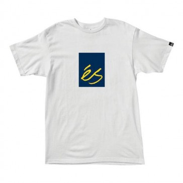 es Mainblock 0.9 White T-Shirt