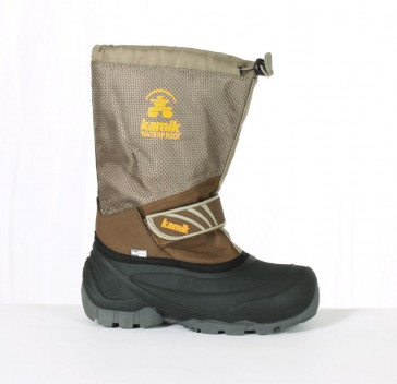 Kamik Freeridex khaki winter boot