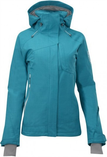 Salomon Intuition Jacket Woman blue