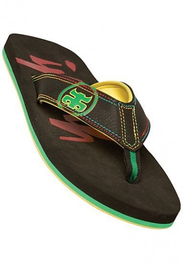 Ipath Washington Rasta bath slippers