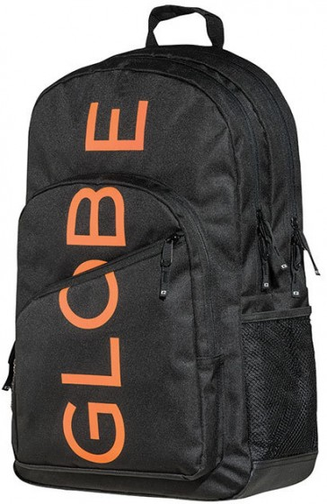 Globe backpack Jagger orange