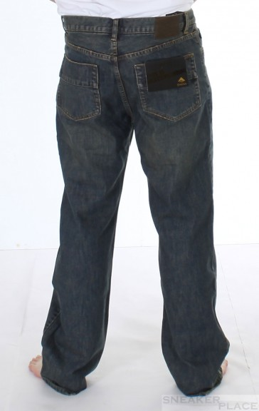 Emerica Denim Pant Regulator Used Wash