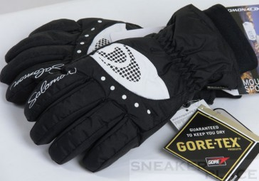 Salomon Snowboard Gloves Karma Gtx women black