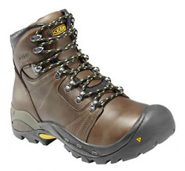 Keen Erickson PCT Shitake/yellow men shoe