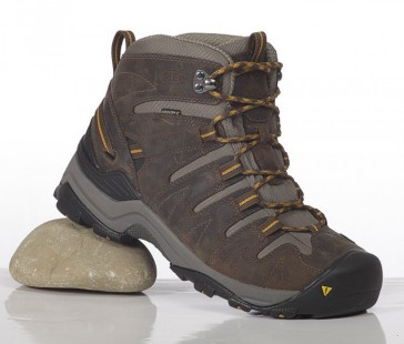 Keen Gypsum Mid men shoes Slate black