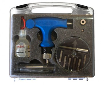 ABA Torque tool with extensive features