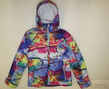 Ripzone Loop Snowboard Jacket Glam Dream