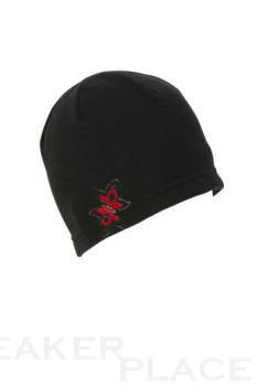 Warm Fleece Hat Mailee of Oxbow black