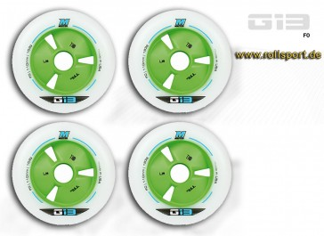 Matter G13 TR 3 wheels 100mm - F0 4-pack