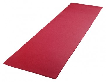 Camping Mat Red 180 cm 2-Layer