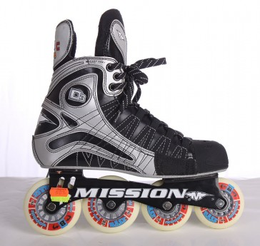 Mission D3C Hockey Inline Skates