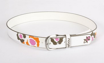 Oxbow Belt Mabelia White