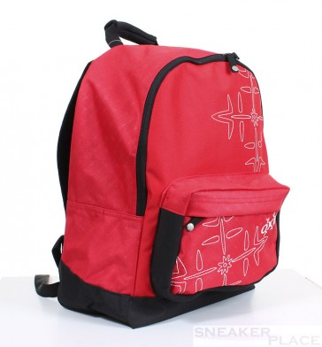 Oxbow backpack Caryp red