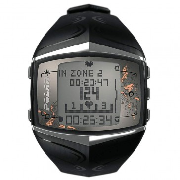 Polar FT60 Pulse Watch black