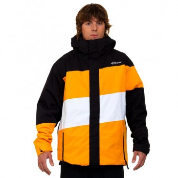 Oxbow Recep snowboard jacket black
