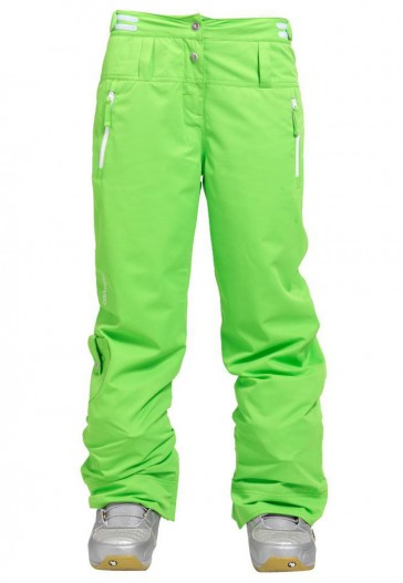 Oxbow Snowboard pants women Reda green