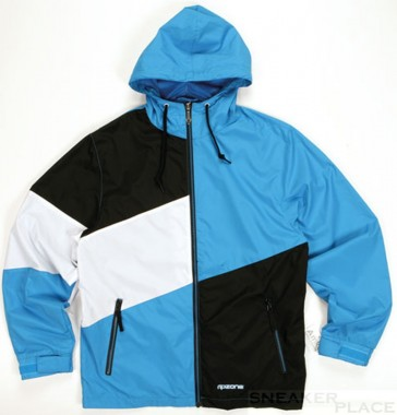 Ripzone Windbreaker Commando Blue