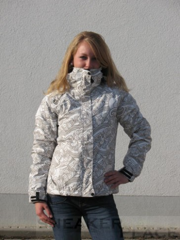 Oxbow Snowboard jacket White Ruez